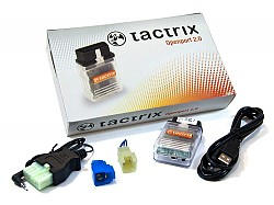 TACTRIX OP20FULL  Cable OBD2 OpenPort2 (with adapters kit)