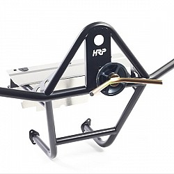 HOLZ 613226 Rear Bumper w/ Spare Tire Carrier RZR XP1000 / Turbo