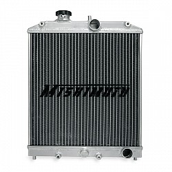 MISHIMOTO MMRAD-CIV-92 Radiator HONDA CIVIC 92-00/DEL SOL 93-97 (Manual Transmission)