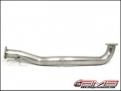 "AMS A0125A-1A MITSUBISHI EVO VIII/IX 3"" 3"" Full Stainless Steel Downpipe for the stock turbo"